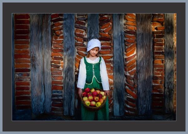 Apples - Digital Art from Kate Jackson