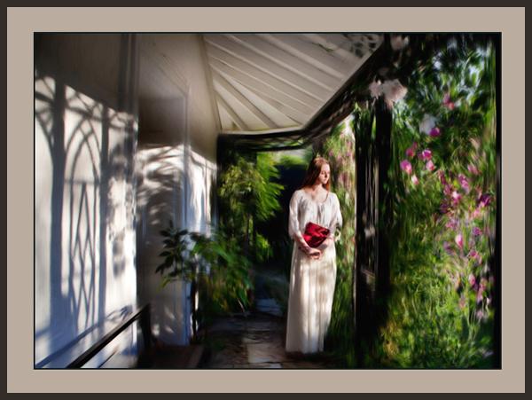 Is Garden - from Kate Jackson Art