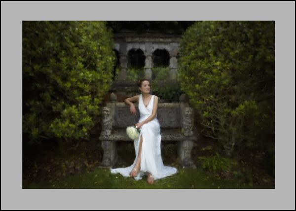 Rhinefield Bride - from Kate Jackson Art