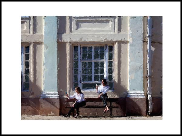 Barclays - Digital Art from Kate Jackson